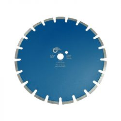Disc diamantat pentru beton Kern Ø 400 mm FB UNI Premium Quality