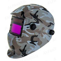 Masca sudura de cap automata alimentare DUAL, 2 senzori DIN 9-13 WH 5102 Alfaweld