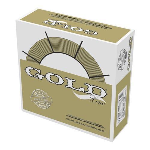 Sarma plina SG 2 sudare MIG/MAG 0,8 mm rola 15 kg Gold