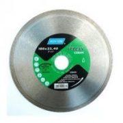 Disc diamantat sinterizat cu margine continua CERAM taiere umeda si uscata NORTON 230X22.23 mm