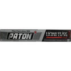 Electrozi otel bazici 3,2 x 350mm (2,5x6=15kg/bacs) Paton