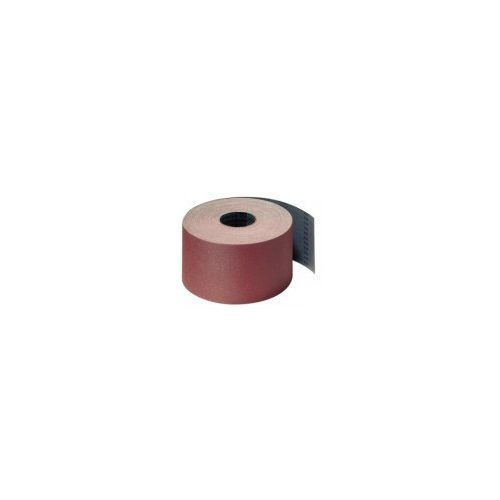 Rola abraziva pe suport panza bumbac flexibila 115 mm x 10m granulatie 80 (10m/buc) PTG