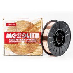 Sarma plina SG 2 sudare MIG/MAG 0,8 mm rola 5 kg Monolith