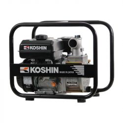 Motopompa ape semimurdare STV-50X, 2 toli, motor Koshin