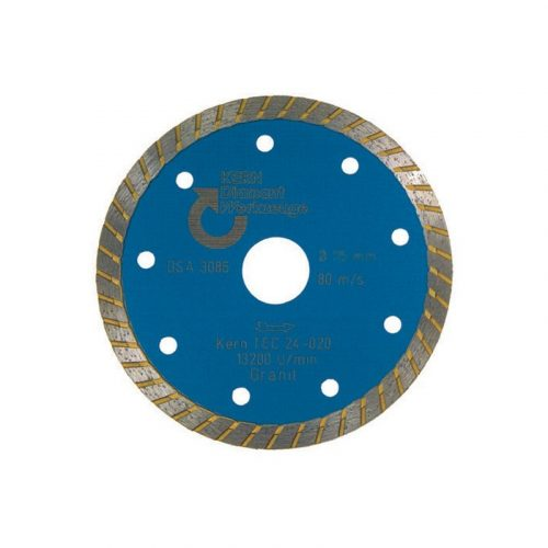 DISC DIAMANTAT SINTERIZAT 00 MM TEC PREMIUM QUALITY